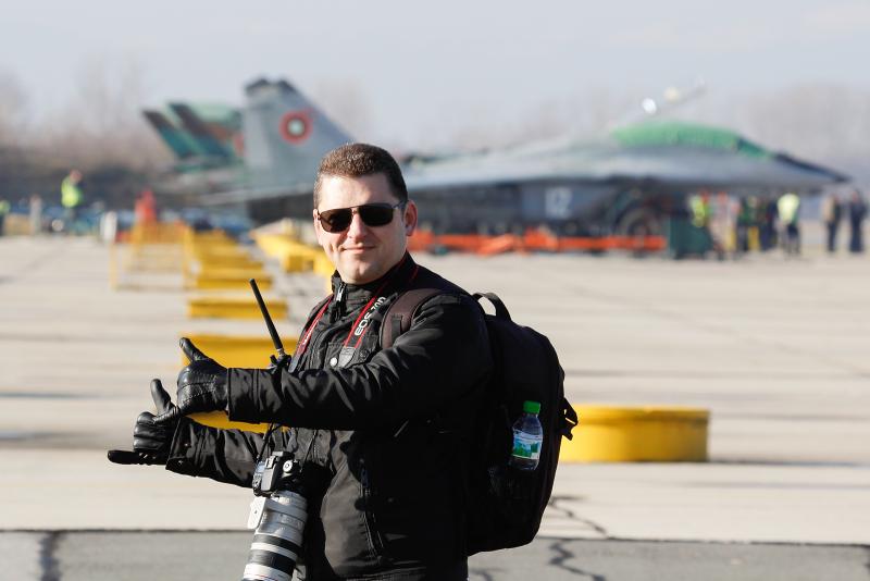 Георги Петков - авиационна фотография