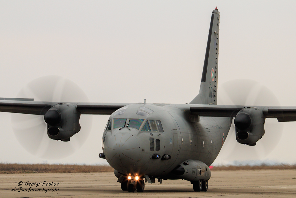 European Advanced Airlift Tactics Training Course 15-1