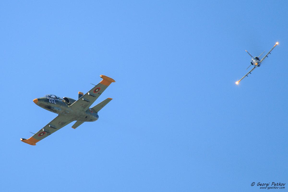 Промоция на пилоти първи клас