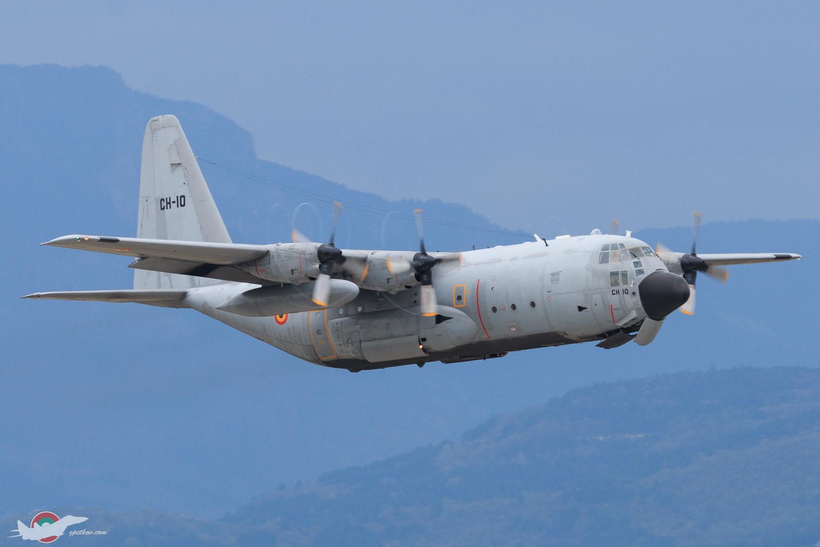 European Advanced Airlift Tactics Training Course EAATTC 17-1