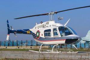 Bell-206 Jet Ranger III