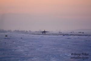 Излитане на МиГ-29