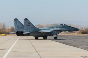 Рулира МиГ-29