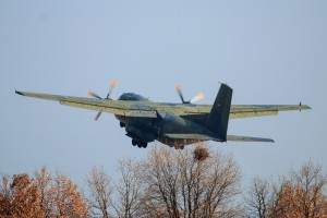 Излитане на C-160 Transal