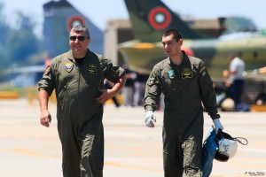 In the meanwhile BuAF pilots are flying with L-39