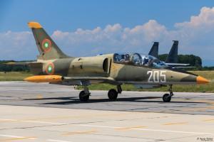 L-39ZA taxiing