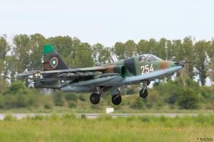 Су-25 излита