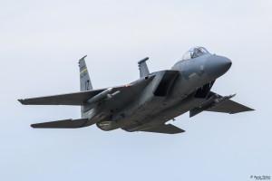Прелитане на F-15C