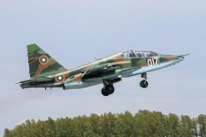 Су-25УБ излита