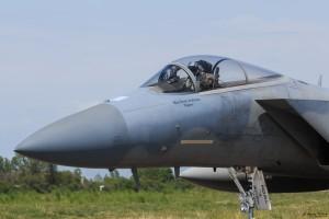 """""""Орелски"""" поздрав от американския пилот"""