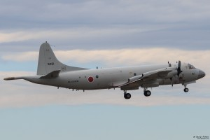Japan Maritime Self-Defence Force (JMSDF) Kawasaki P-3C Orion