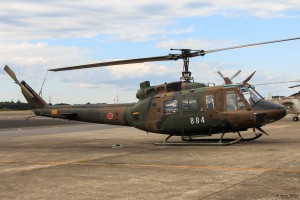 Japan Ground Self Defense Force Fuji UH-1J