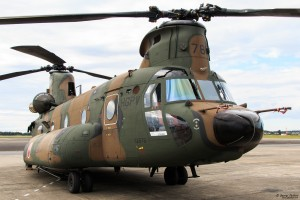 Japan Ground Self Defense Force Kawasaki CH-47J