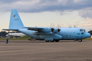 Japan Air Self Defence Force Lockheed C-130H Hercules