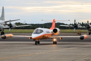 Gates Learjet U-36A