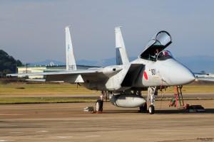 Mitsubishi F-15J Eagle