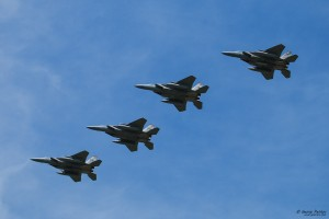 Another four USAF F-15 arriving