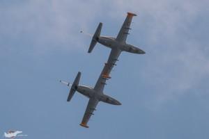 Двойка Aero L-39ZA Albatros