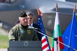 генерал-майор Цанко Стойков