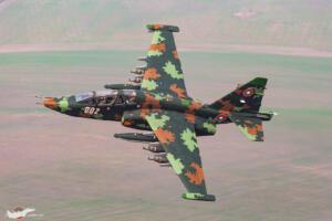 Модернизиран Су-25УБ